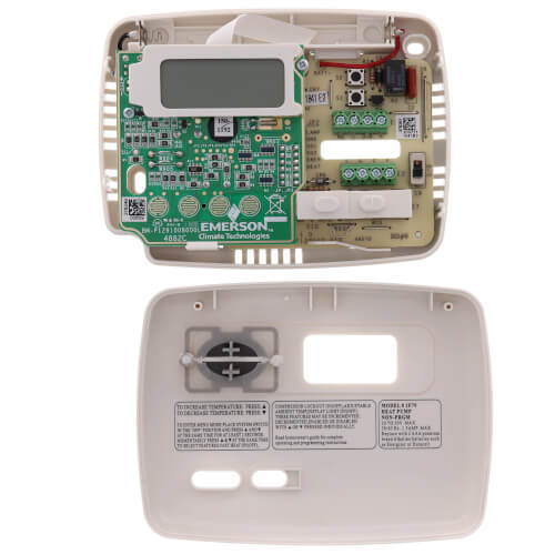 1F79111 White Rodgers 1F79111 NonProgrammable Thermostat