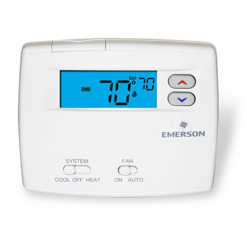 1F86-0244 - White Rodgers 1F86-0244 - Non-Programmable, 1H