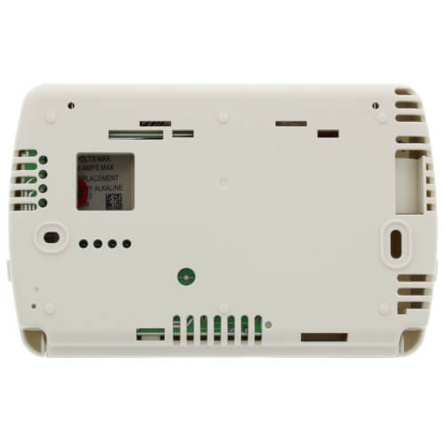 1f86 344 White Rodgers 1f86 344 Non Programmable Thermostat Hardwired Or Battery Powered