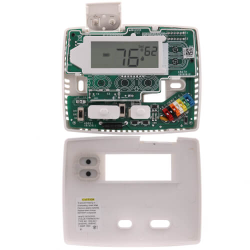 1f89 0211 white rodgers 1f89 0211 non programmable blue rh supplyhouse com white rodgers thermostat owners manual White Rodgers Thermostat Manuals 1F80-51