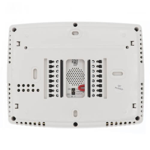 BLUE TOUCHSCREEN COMMERCIAL  THERMOSTAT 2H-2C OR HEAT PUMP