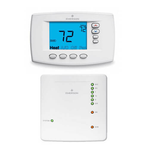 """BLUE WIRELESS EASY INSTALL 6"""" DISPLAY UNIVERSAL STAGED STAT"""