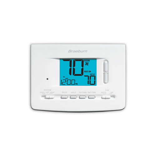 how to change lux thermostat from fahrenheit to celsius