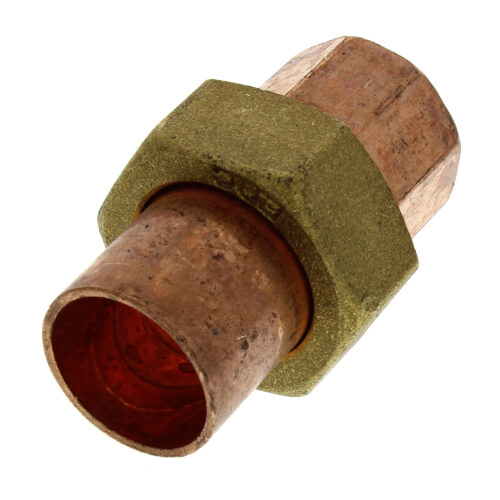 "5/8"" OD ACR Copper Union Product Image"