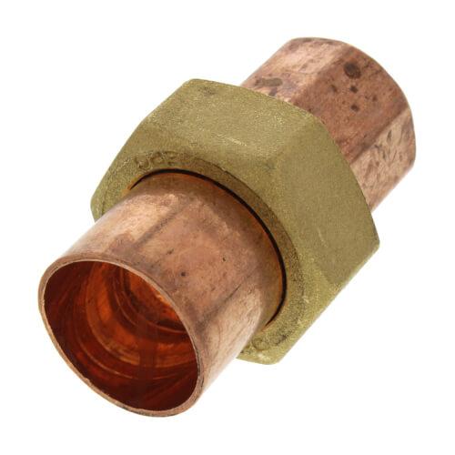 "7/8"" OD ACR Copper Union Product Image"