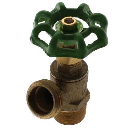 "3/4"" Boiler Drain (Lead Free) Product Image"