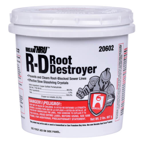 2lb. R-D (Root Destroyer) Product Image