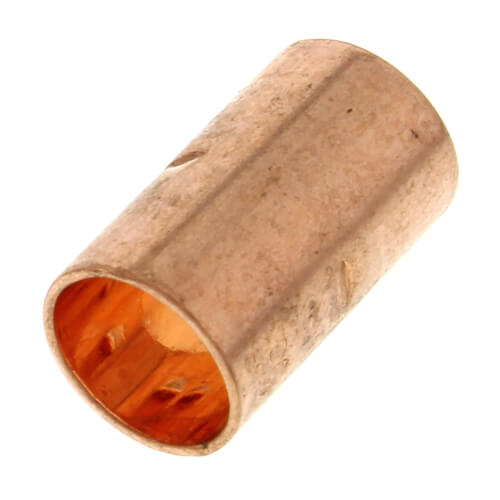 """3/8"""" OD ACR Copper Coupling Product Image"""
