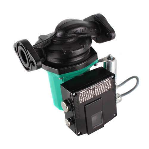 Top S 1.25 x 35, 2-Speed Cast Iron Circulator - 1 PH, 115V Product Image