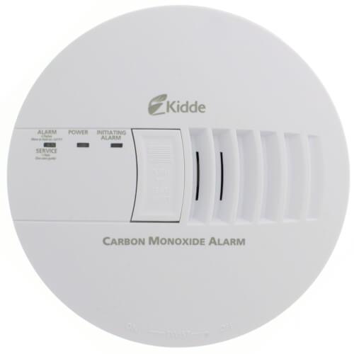 KN-COB-IC Hardwired Carbon Monoxide Alarm (120v) w/ 9v Battery Backup Product Image