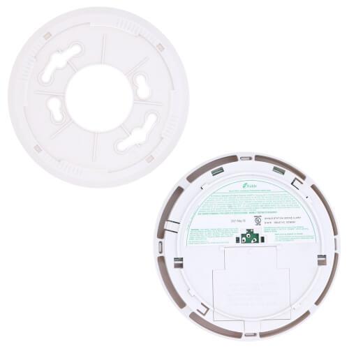 Pi9010 9v Battery Operated Ionization/Photoelectric Sensor Smoke Alarm Product Image
