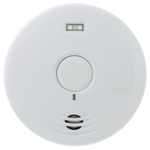 P3010H Lithium Battery Operated Photoelectric Hallway Power Smoke Alarm Product Image