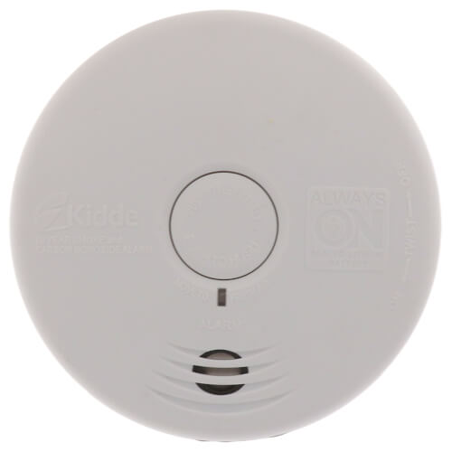 P3010K-CO Lithium Battery Operated Kitchen Photoelectric Smoke and Carbon Monoxide Alarm Product Image