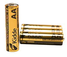 Two Year Power Supply AA Battery (4 Pack) Product Image