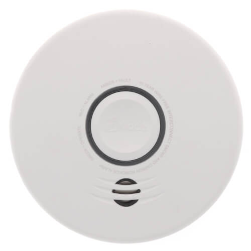 P4010DCSCO-W Lithium Battery Powered Interconnected Photoelectric Smoke and Carbon Monoxide Alarm Product Image