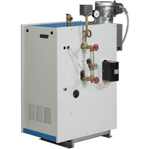 GXH-150 EDPT Hot Water Boiler w/ Tankless Heater (147,000 BTU) Product Image