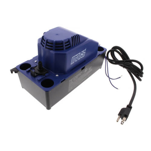 "16' Lift Medium Reservoir Pump w/ 3/8"" Check Valve, Safety Switch (115V) Product Image"