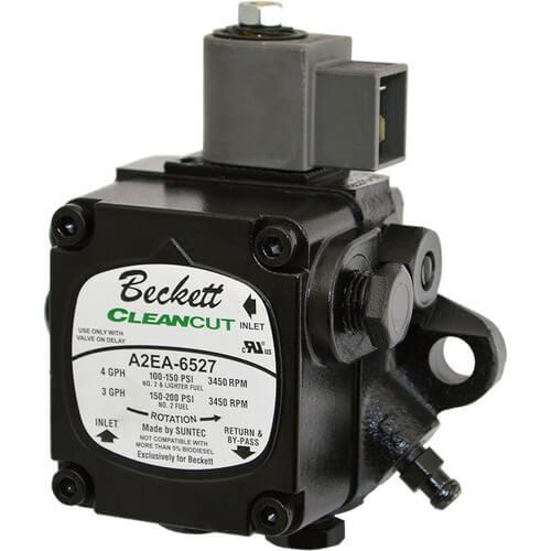 2184404U - Beckett 2184404U - Single Stage CleanCut Pump w ...