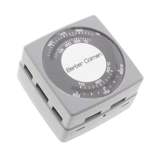 2-Pipe Reverse Acting Thermostat (55-85F) Product Image
