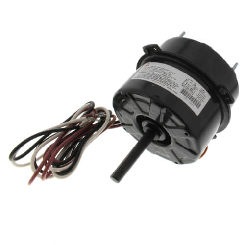 Clam Shell PSC Condenser Fan Motor (208-230V, 1/4 HP, 1075 RPM) Product Image