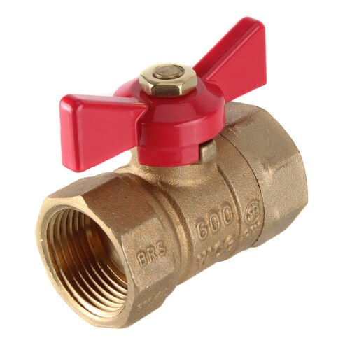 "1"" IPS Gas Ball Valve Product Image"