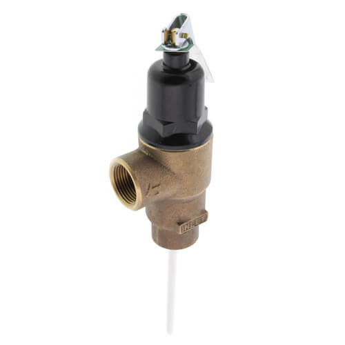 "3/4"" FVX-5C Commercial T&P Relief Valve, Lead Free (Female Inlet) Product Image"