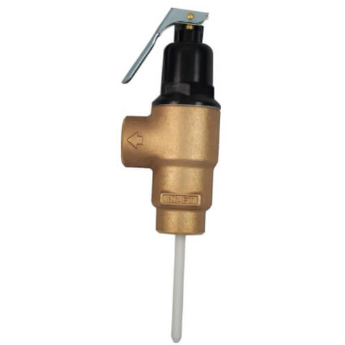 "1"" FVMX-5C Commercial T&P Relief Valve, Lead Free Product Image"