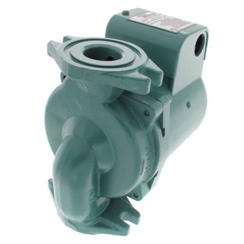 Cast Iron 2400 Series Circulator Pump, 1/10 HP Product Image