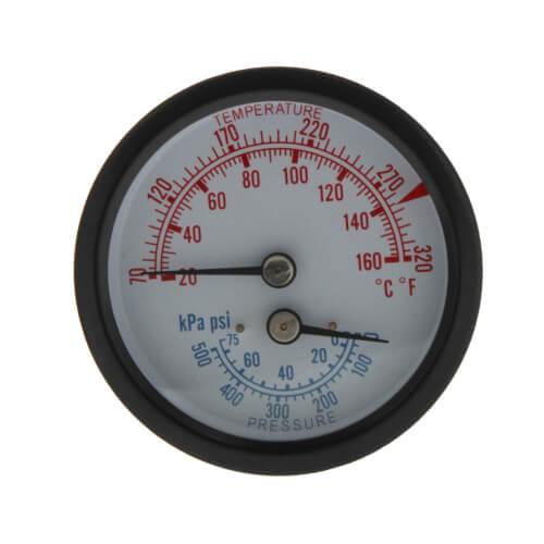 Tridicator, 0/75 psi (70°F - 320°F) Product Image