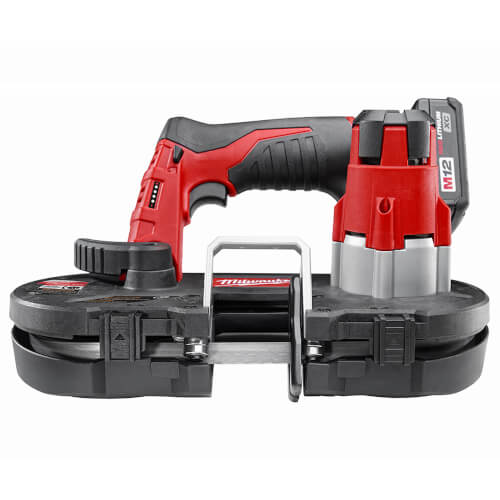 M12 Fuel Cordless Sub-Compact Band Saw Kit Product Image