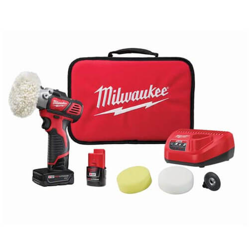 M12 Variable Speed Polisher/Sander Kit Product Image