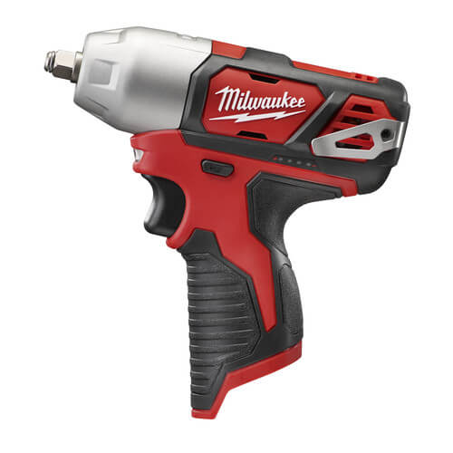 """M12 Cordless 3/8"""" Impact Wrench w/ Ring (Tool Only) Product Image"""
