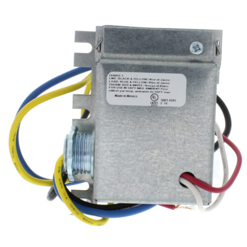 Electric Heat Relay (208 VAC) Product Image