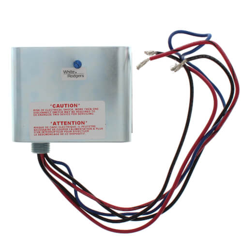 Electric Heat Relay, DPST (240VAC) Product Image