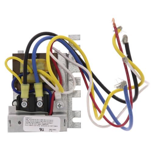 Electric Heat Relay, No Enclosure(240VAC) Product Image