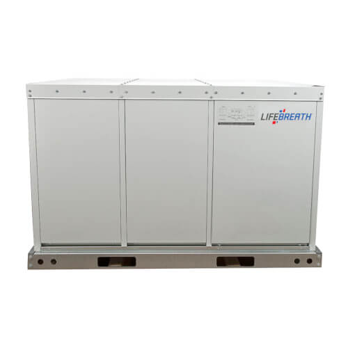 2500 IFD Large Indoor Commercial Heat Recovery Ventilator, Fan Defrost, 2600 CFM Product Image