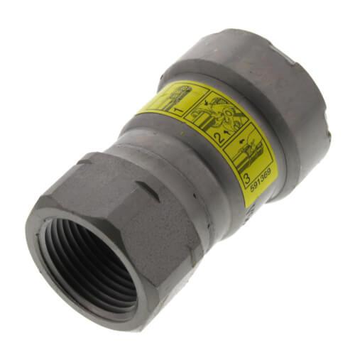 "3/4"" MegaPressG Female Adapter (Press x Female) Product Image"