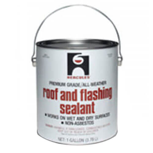 Roof & Flashing Sealant - 1 gal. Product Image