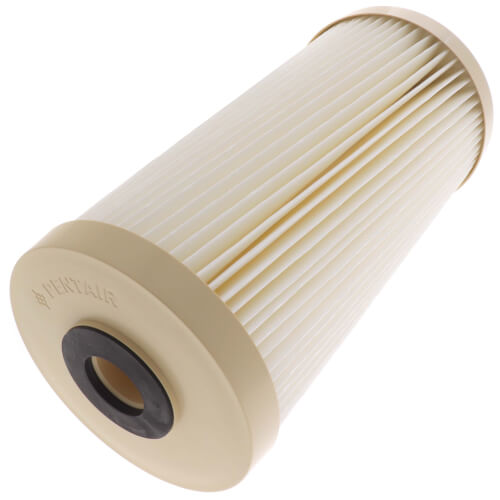 ECP5-BB, Big Blue Pleated Cellulose Polyester Sediment Filter Cartridge (5 Microns) Product Image