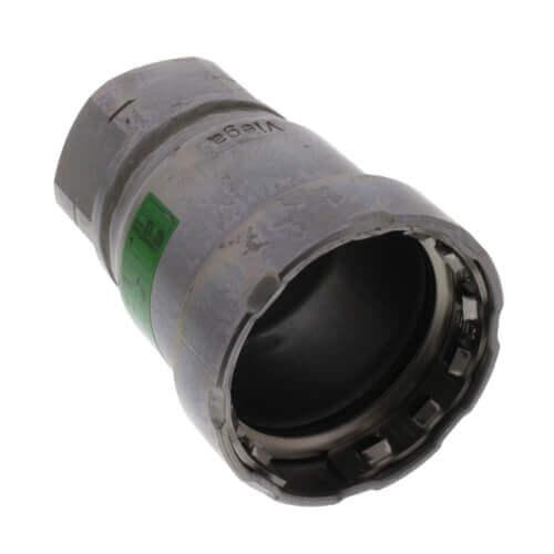 "1-1/4"" x 1"" MegaPressG Female Adapter (Press x Female) Product Image"