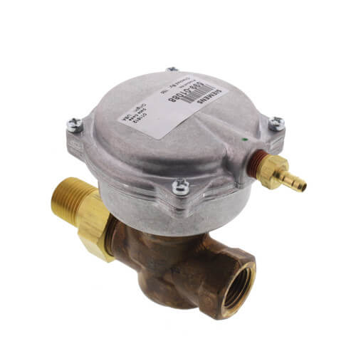 """1/2"""" F x UM 2-Way Normally Open Valve Assembly, 3-8 psi, 1.0 Cv Product Image"""