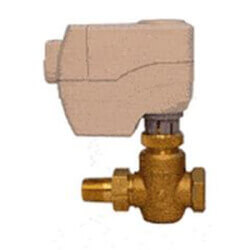 """3/4"""" 2-Way F x UM Normally Open Valve Actuator Assembly 6.3 Cv Product Image"""