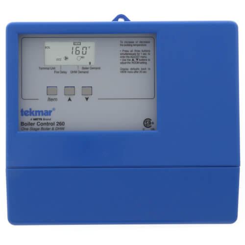 Boiler Control - One Stage Boiler & DHW Product Image