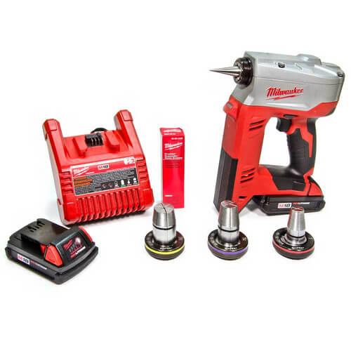 2632-22 - milwaukee 2632-22 - m18 propex expansion tool kit