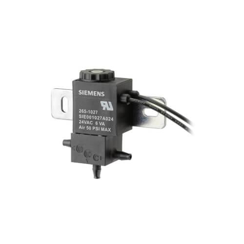 3-Way Open Frame Electro-Pneumatic Valve (24V) Product Image