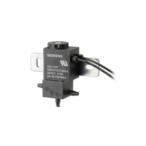 3-Way Open Frame Electro-Pneumatic Valve (110/120V) Product Image