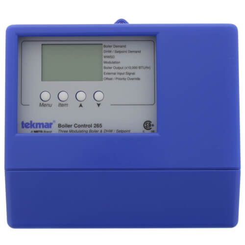 Boiler Control - Three Modulating Boiler & DHW / Setpoint Product Image