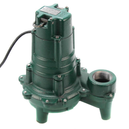 Waste-Mate BN270 Single Seal Auto Sewage/Effluent Pump (115V, 1 HP, 15A) Product Image