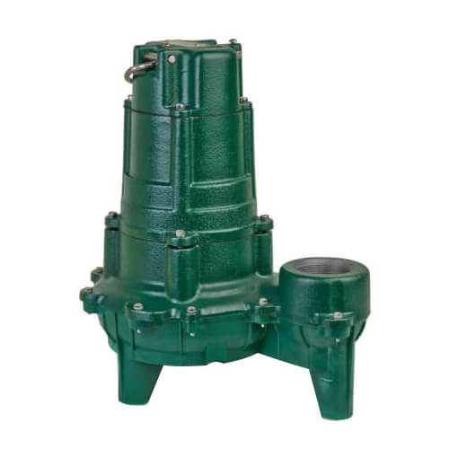 Model N270 Waste-Mate Non-Automatic Cast Iron Sewage Pump - 115 V, 1 HP Product Image
