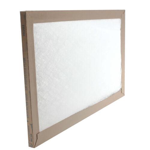 """14"""" x 24"""" x 1"""" Fiberglass Throw Away Replacement Filter Product Image"""